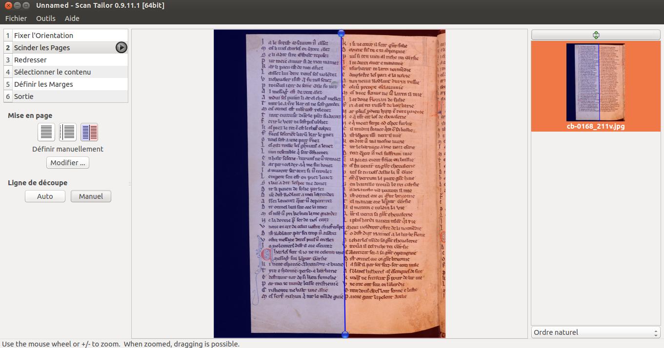 Homemade manuscript OCR (1): OCRopy | Sacré Gr@@l